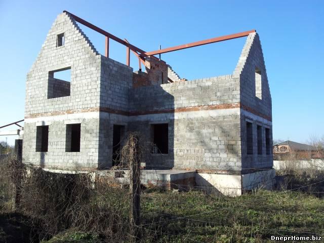 Недостроенный дом раскраска